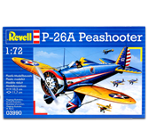 Revell P-26A Peashooter
