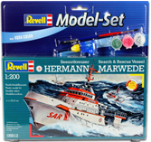 Revell Model Set DGzRS Hermann Marwede