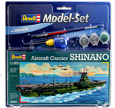 Revell Model Set Aircraft Carrier Shinano
