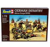 Revell German Infantry, Africa Corps