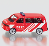 Siku 1460 - Fire Command Car