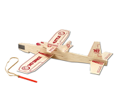 Catapult Glider and Piggyback Shuttle Plane