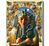 Educa Jigsaw Puzzle - Tutankhamen - 1000 Pieces