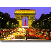 Educa Jigsaw Puzzle - Arc De France - 1000 Pieces