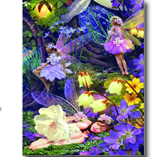 Educa Jigsaw Puzzle - Fairy Hollow - 1000 Pieces