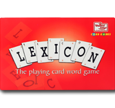 Lexicon - The Playing Card Word Game
