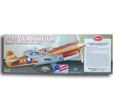 P-40 Warhawk - Famous as